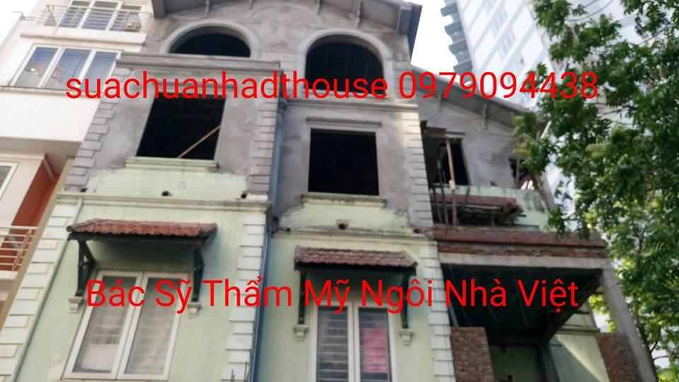 Bảng báo giá sửa chữa nhà Hà Nội, sửa chữa nhà Hà Nội, sửa nhà